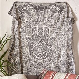 Hamsa tapestry